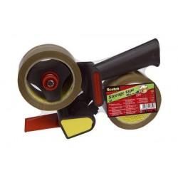 SCOTCH Dévidoir à main H-180 pour ruban d'emballage 50 mm x 66 m + 2 Rouleaux