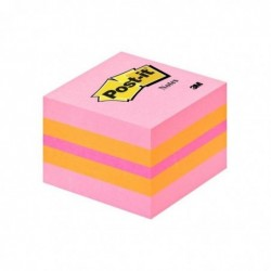 POST-IT Mini bloc cube...