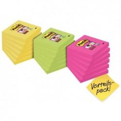 POST-IT pack de 18 blocs de...