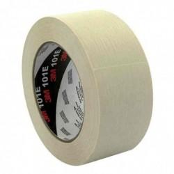 3M Ruban adhésif Papier Crêpé 101E 48 mm x 50 m Beige