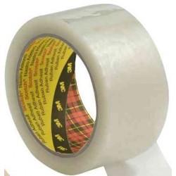 SCOTCH Rouleau Adhésif d'emballage 6890, 50mm x 66m, transparent