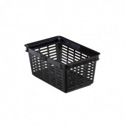 DURABLE Panier à provision SHOPPING BASKET 19 L)448 x (P)283 x (H)212 mm Noir