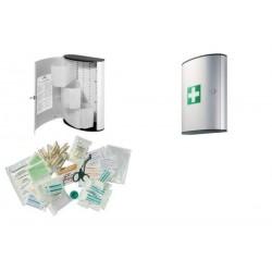 DURABLE FIRST AID BOX L, Boîte premiers soins très design,