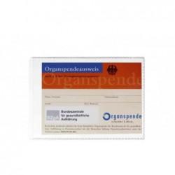 DURABLE Pochette de protection en PP A7 Transparent