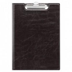 DURABLE Porte-blocsà rabat format A4 PVC avec poche Triangulaire Noir