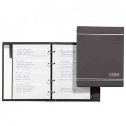 DURABLE Répertoire classeur Telindex téléphonique 145 x 255 mm Anthracite