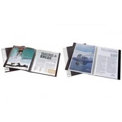 DURABLE Protège-documents DURALOKK, A4, avec 30 pochettes