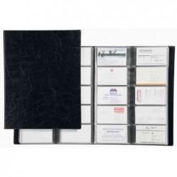 DURABLE Album VISIFIX pour 400 cartes de visite 57x90 mm Ft 23x31 cm