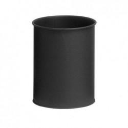 DURABLE corbeille à papier, rond, 15 litres, anthracite,