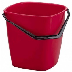 DURABLE Seau de nettoyage BUCKET, 9,5 litres, rectangulaire,