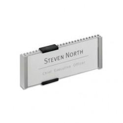 DURABLE plaque de porte INFO SIGN, (L)149 x (H)52,5 mm