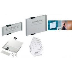 DURABLE plaque de porte INFO SIGN, (L)149 x (H)148,5mm