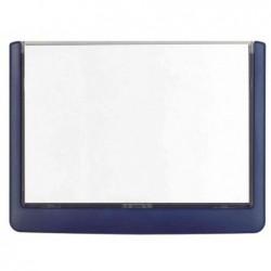 DURABLE Plaque de porte CLICK SIGN, (L)149 x (H)105,5 mm Bleu foncé