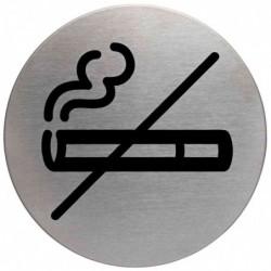 """DURABLE Pictogramme """"Zone non Fumeurs"""", diamètre: 83 mm,"""