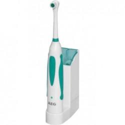 AEG Brosse à dents électrique à piles EZ 5623 Blanc/vert