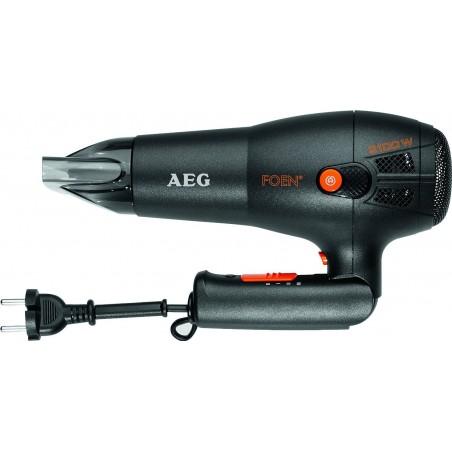 AEG Sèche cheveux Pliable HT 5650  2100 W Noir