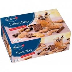 """BAHLSEN Mélange de biscuits """"Selection"""" 12 Variétés 2 x 250g"""