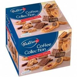 """BAHLSEN Assortiment 11 variétés de biscuit """"Coffee Collection"""" 4x500g"""