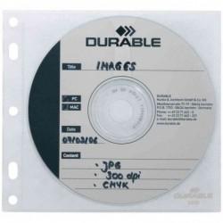 DURABLE pochette CD-/DVD...