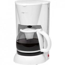 CLATRONIC Machine à café KA 3473 12-14 Tasses Blanche