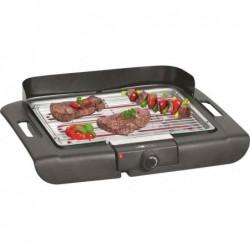 CLATRONIC Barbecue électrique de table BQ 3507 Clatronic - Noir