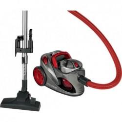 CLATRONIC Aspirateur Eco-clean 700W BS 1294 rouge