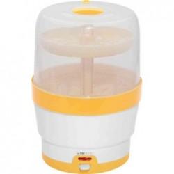 CLATRONIC Stérilisateur BFS 3616, blanc / jaune