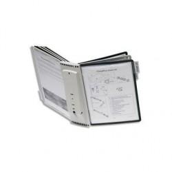 DURABLE Système de présentation SHERPA Mural10, kit complet