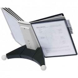 DURABLE Système de présentation SHERPA de table 10,