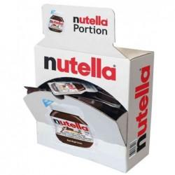 HELLMA présentoir de 40 Ferrero Crème pralinée aux noisettes nutella
