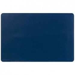 DURABLE Sous-main antidérapant 530 x 400 mm Bleu foncé