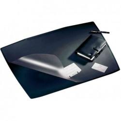 DURABLE Sous-mains ARTWORK 680 x 530 mm Trapèzoidale Rabat Noir