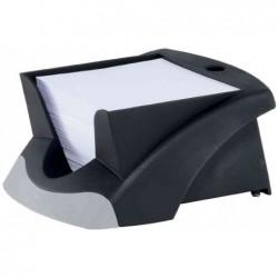 DURABLE bloc-mémo NOTE BOX VEGAS, noir/argent