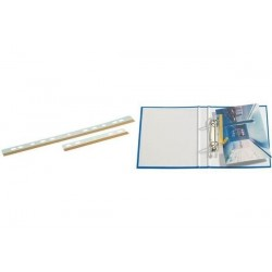DURABLE Attaches Filefix, 25 x 295 mm, autocollant,