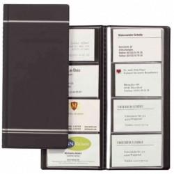 DURABLE Album VISIFIX pour 96 cartes de visite 57x90 mm Anthracite mat