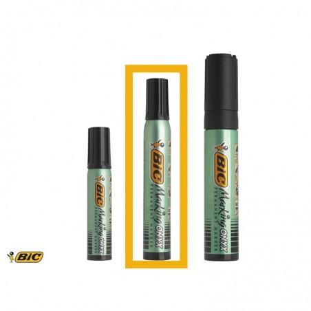 BIC Marqueur Permanent MARKING ONYX 1591 MAXI Pte Biseau 2,7 à 6,2 mm Vert