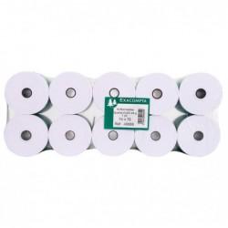 EXACOMPTA pack de 10 bobines calcul 74 x 70 x 12 mm