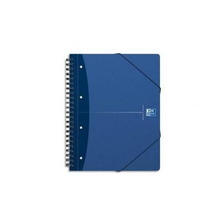 OXFORD Cahier MEETING BOOK reliure intégrale A4+ 180 pages réglure lignée 7mm