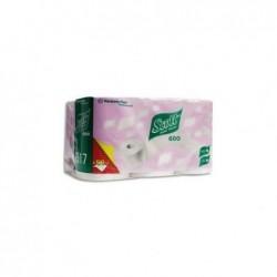 KIMBERLY Paquet de 6 rouleaux 600 feuilles de papier toilette Scott 2 plis