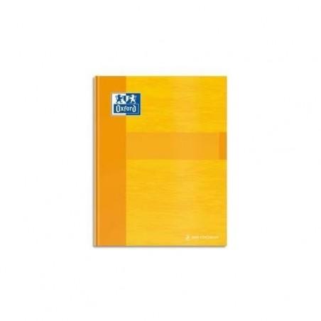 HAMELIN Cahier reliure brochure 21x29,7 cm 192 pages grands carreaux papier 90g