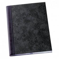 ELBA Protège-documents Elégance A4  (21x29,7 cm) 20 pochettes pvc noir