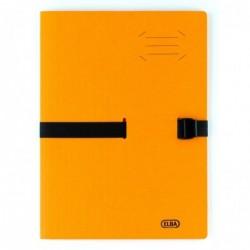 ELBA Chemise adaptable à sangle grande capacité CLIP N'GO Orange