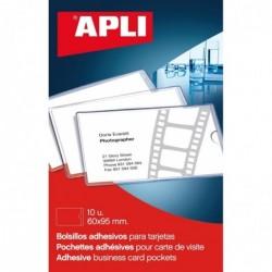 APLI Sachet 10 pochettes...