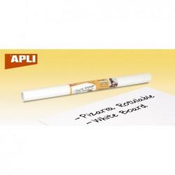 APLI Tableau adhésif blanc...