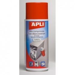 APLI Gaz dépoussiérant haute pression - 300 ml