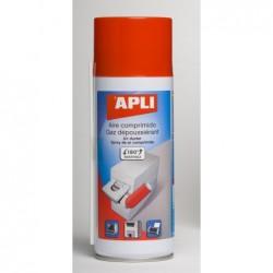 APLI Gaz dépoussiérant toutes positions - 200 ml