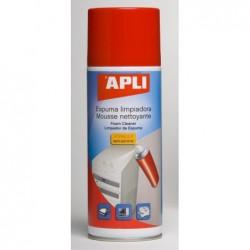 APLI Mousse nettoyante - 400 ml