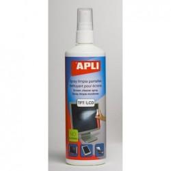 APLI Spray nettoyant pour écran - 250 ml
