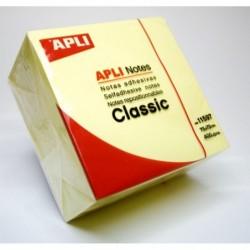 APLI Cube de 400 notes...