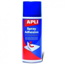 APLI Spray adhésif repositionnable - 400 ml